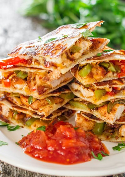 Chicken Fajita Sandwich