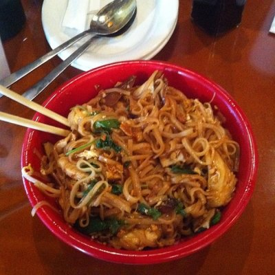 Pei Wei Spicy Small with Shrimp, Gluten free