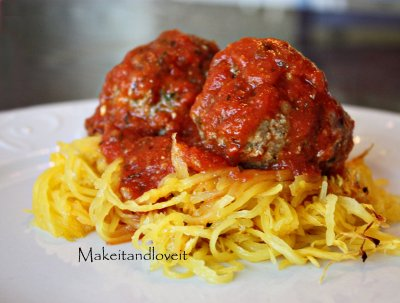 Spaghetti with Meatballs, Lunch