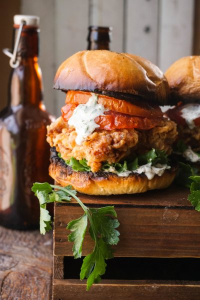 Charleston Chicken Sandwich