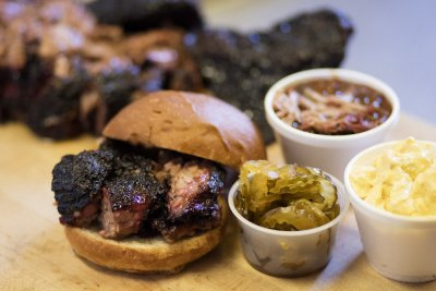 Burnt Ends Sandwich