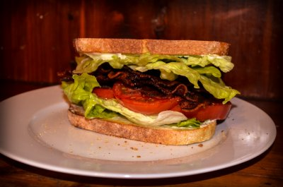 Big BLT and Fries