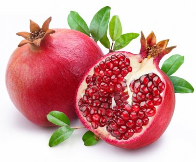 Organic, Pomegranate, Small