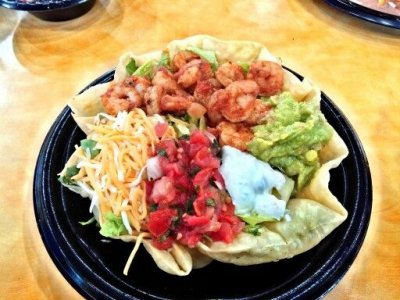 Shrimp Tampico Cabana Bowl