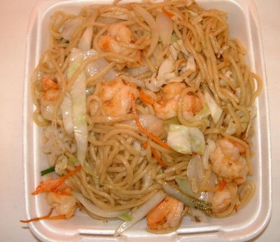 Lo Mein Original with Shrimp