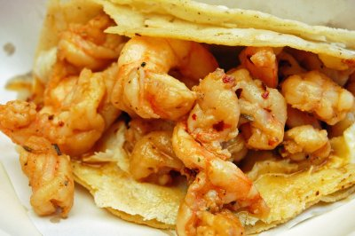 Spicy Grilled Shrimp Tacos