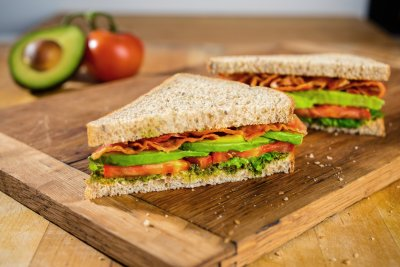 Bacon Avocado Chicken Sandwich