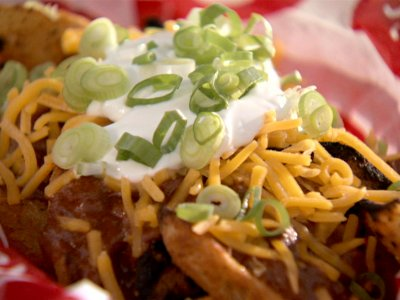 Chili-Cheese Fries