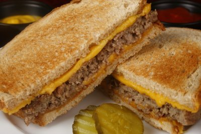 Patty Melt for Lunch and Dinner
