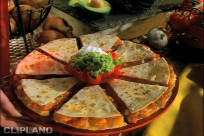 Shrimp Tampico Quesadilla (large)