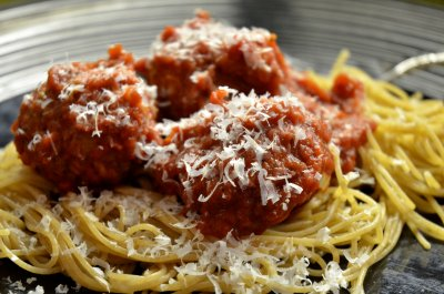 Spaghetti with Meatballs, Grandioso
