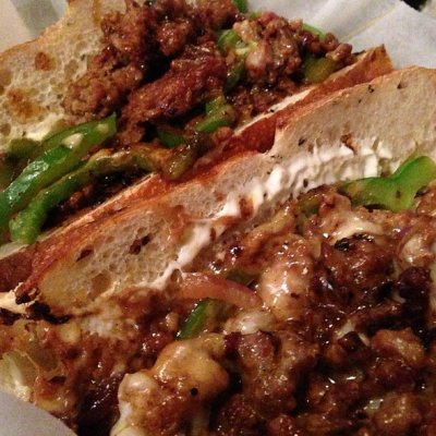 Spiked Sausage Hoagie - Whole