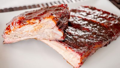 St. Louis Ribs 1/2 Rack, Sweet and Tangy
