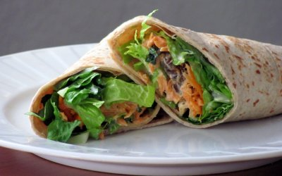 The Buffalo Wrap