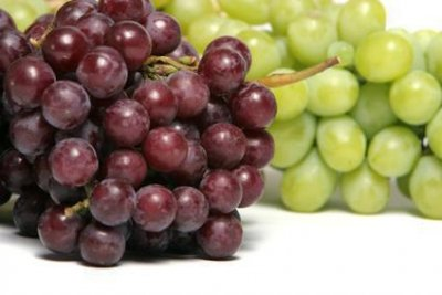 Grapes, Red or Green