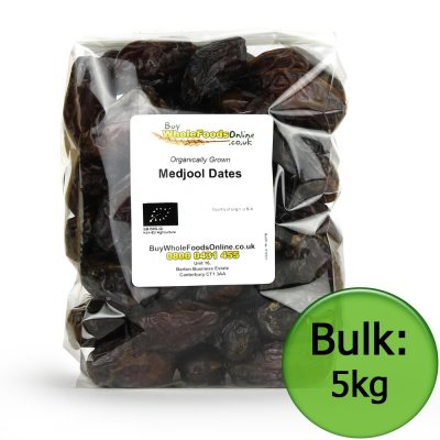 Organic, Dates, Medjool