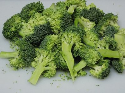 Broccoli - Medium Slice