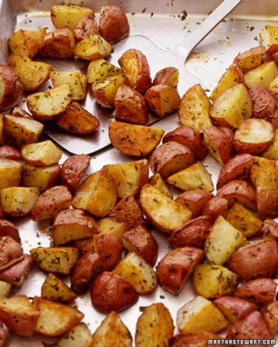 Roasted Red Potato