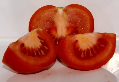 Tomatoes, Wedges