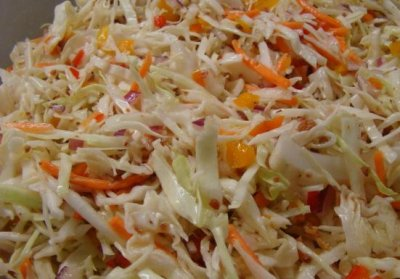 Pepper Slaw