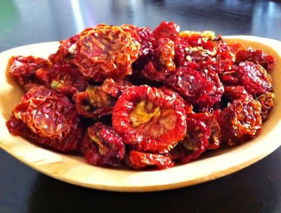 Sun Dried Tomatos - Small Slice