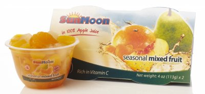 Seasonal Mixed Fruit (4oz)