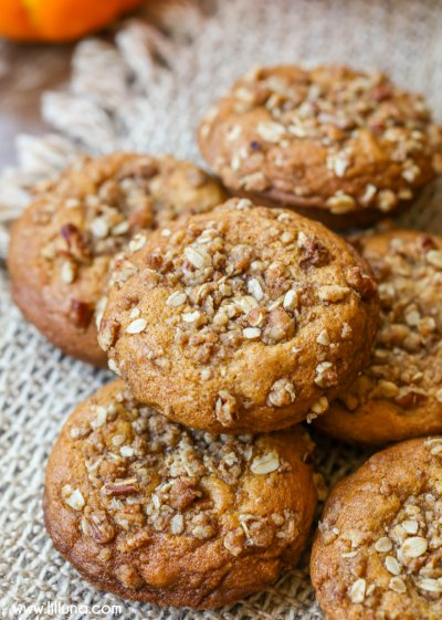 Mini Apple Cinnamon Muffin