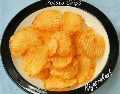 Potato Chips, Fresh