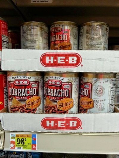 Borracho Beans (per serving, serves 4, Sizzling Skillets)