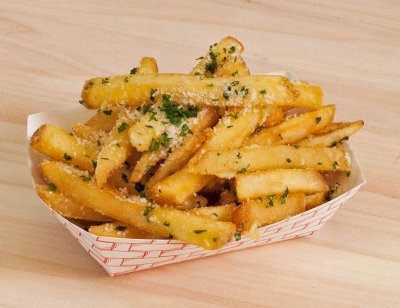 Golden Fries