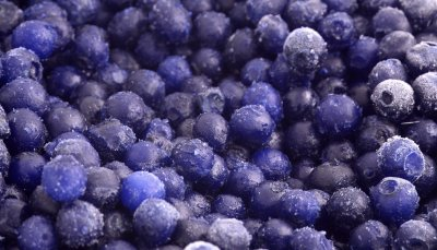 Blueberries, Frozen