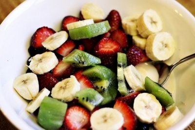 Crushed Fruit Snack, Banana Strawberry Kiwi