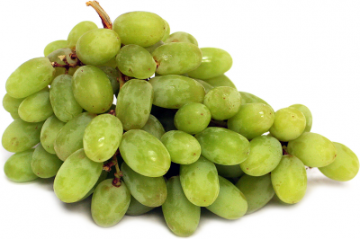Grapes, Green Seedless