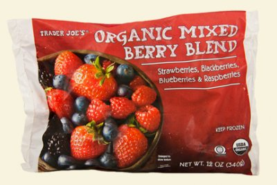 Organic Mixed Berry Blend