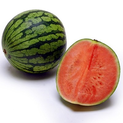 Organic, Watermelon, Red