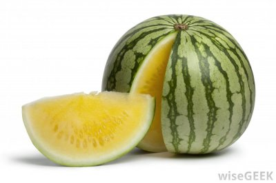 Watermelon, Yellow
