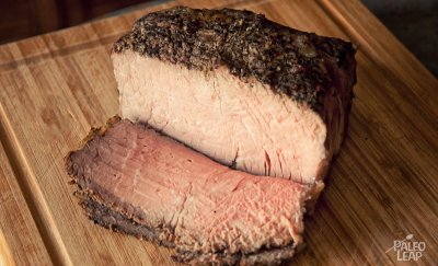Roast Beef, Carved