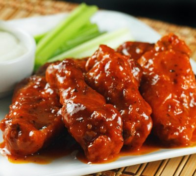 Traditional Wings, Teriyaki