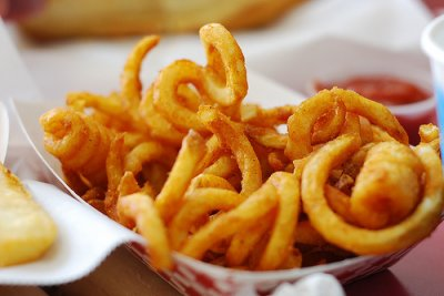Add Curly Fries