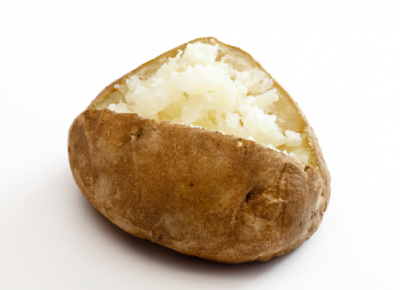 Baked Potato, Plain
