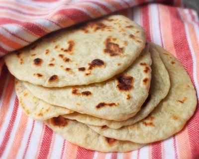 Flour Tortillas (scratch)
