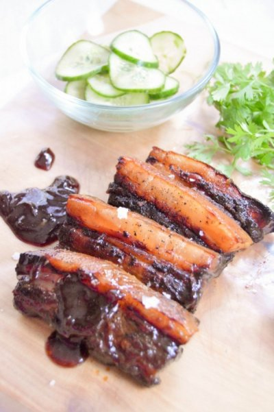 Char Sui Boneless Pork Ribs