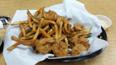 Fried Shrimp Basket