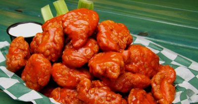 Nuclear Challenge, Boneless Wings