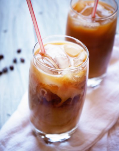 Iced Coffee, Regular
