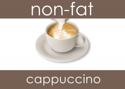 Cappuccino, All Flavors