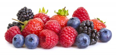 Berry Medley - Raspberries, Blueberries & Blackberries