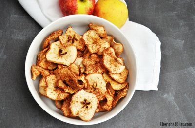 Crispy Apple Chips