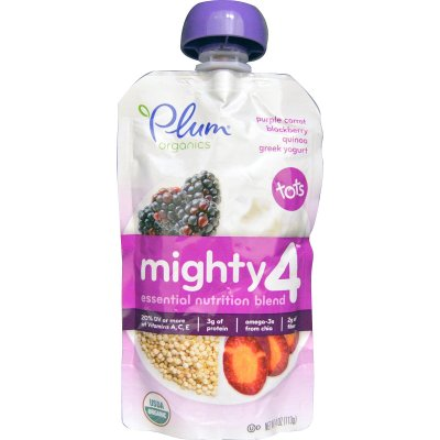 Mighty 4, Essential Nutrition Blend