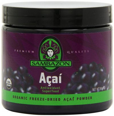 Organic Acai Smoothie Powder